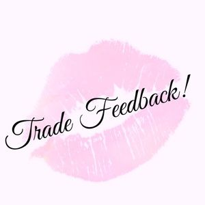 Other - Trade Feedback. Honest Trusted Trader/Seller